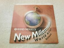 Rand McNally New Millennium World Atlas Deluxe Cd-Rom, 1998