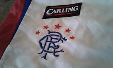 PANTALONCINI SHORTS VINTAGE UMBRO FOOTBALL RANGERS GLASGOW