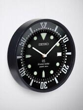 Grand Seiko Submariner Diver Wall Timepiece Custom Made Read Description