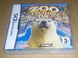 Zoo Tycoon (Nintendo DS) 2DS / 3DS