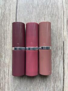 3 Clinique Lipsticks: Different Grape, Bare Pop & Love Pop