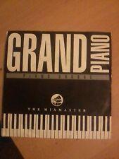 """THE MIXMASTER-GRAND PIANO 7"""" VINYL SINGLE"""