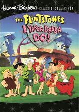 THE FLINTSTONES: I YABBA DABBA DO (Animated)  Region Free DVD - Sealed