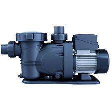 Pompa autoaspirante per filtrazione piscine fino a 100 m³ da 1 cv flusso 20 mc/h