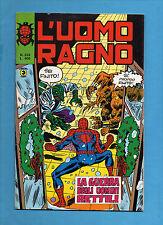 SUPER EROI - L'UOMO RAGNO - CORNO -N.233- 12 APRILE 1979 -  NON DI RESA