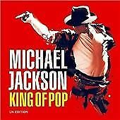 MICHAEL JACKSON KING OF POP UK EDITION CD