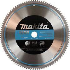 Makita Circular Saw Blade Carbide 12 x 1 in. 100-Teeth Micro-Polished Wood Cuts