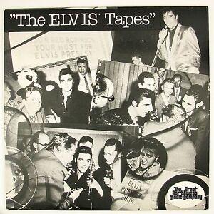 ELVIS PRESLEY The Elvis Tapes LP NM- NM-