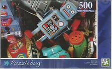 500 piece puzzlebug toy box puzzle new 2011