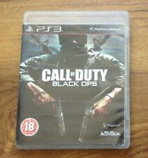 Call Of Duty Black Ops  PS3 Game, Playstation 3 Game. Free UK Postage