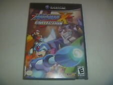 Megaman X Collection (2006) Nintendo Gamecube Classic Game With Case No Manual