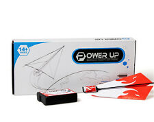 NEW Power Up original Electric RC Remote Control Paper Airplane Glider toy SP