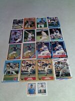 *****Greg Maddux / Mike Maddux*****  Lot of 100+ cards.....74 DIFFERENT