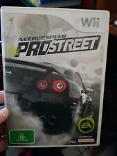 Need For Speed Pro Street -  NINTENDO WII - FREE POST