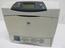 Q5401A HP LaserJet 4250N Laser Printer, 45ppm, 1200dpi, 460MHz
