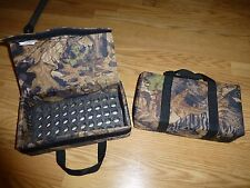 Mossy Oak Forrest Floor Hunting Shell Case - New with out Tag