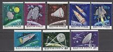 HUNGARY 1964 **MNH SC#  1562 - 1569  Space - Achievements in Space Research