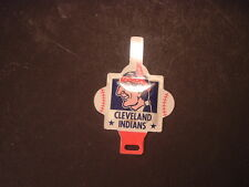 1960's Cleveland Indians PM10 Baseball Team Stadium Metal Pin Tab