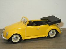 VW Volkswagen Kafer Beetle Cabrio - Rio Italy 1:43 *36247