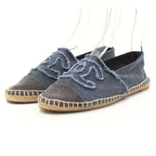 CHANEL Denim Shoes for Women