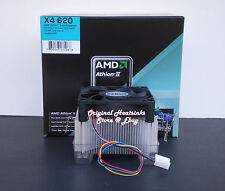 amd athlon ii x4 kühler heatsink fan für 600e 605e 610e 615e 620e skt am3-neu