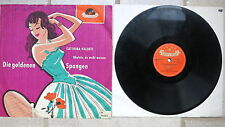 "CATERINA VALENTE  10"" Die goldenen Spangen / Ukulele 78rpm Polydor 50226 + Cover"