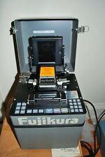 Fujikura FSM-20RSII12 Ribbon Fiber Fusion Splicer -only 97 Splice Counts w/ Box