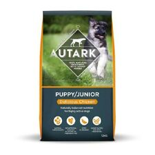 More details for autarky puppy/junior delicious chicken dry dog food - 12kg