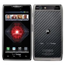 Motorola Droid Razr Maxx - 8GB - Black (Verizon) Smartphone Very Good Condition