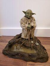 MYC Sculptures Yoda #25 of 30  statue NOT Sideshow