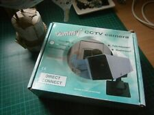 Outdoor Indoor  Dummy Imitation CCTV Security Camera W/Blinking LED Vintage