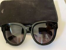 CELiNE large Audrey black sunglasses