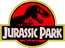 Sticker - Jurassic Park (Big)
