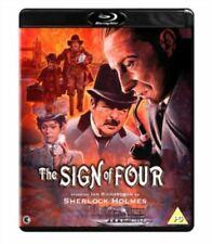 Sign of Four 5028836040538 With Ian Richardson Blu-ray Region B
