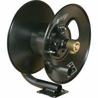 Reelcraft Pressure Washer Hose Reel- 5000 PSI 3/8in x 50ft. Capacity CT6050HN