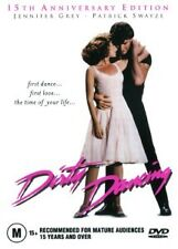 DIRTY DANCING - SWAYZE - ANNIVERSARY EDITION -  NEW DVD FREE LOCAL POST