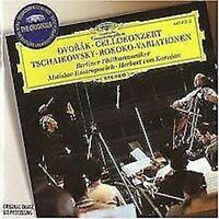 Dvorak Cellokonzert / Tschaikowsky Rokoko-Variationen de...   CD   état très bon