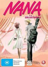 Nana : Collection 3 (DVD, 2010, 2-Disc Set) New  Region 4