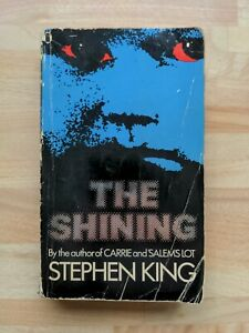 The shining by Stephen King 1977 NEL
