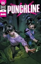 PUNCHLINE SPECIAL #1 (ONE SHOT) YASMINE PUTRI COVER DC COMICS JOKER BATMAN
