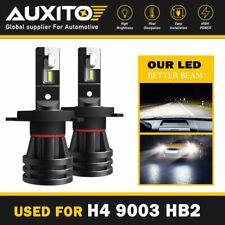 AUXITO H4 9003 HB2 LED Headlight Bulb Hi Lo Beam White Conversion Kit 20000LM