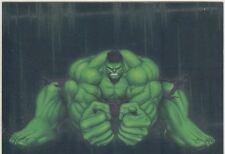 The Incredible Hulk [2003] Gamma Ray Chase Card #4