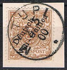 Deutsch-Neuguinea 1 b gestempelt, geprüft Jäschke-Lantelme BPP, Mi. 70,-