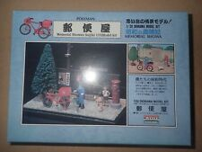 AR11 1/32 Diorama Model Kit Memorial Showa's Saijiki No.5 Postman