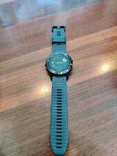 Garmin Fenix 5x 51mm Slate Gray Sapphire with Blue Band (GPS Watch)