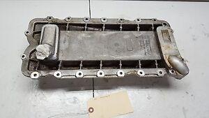 2004-2008 MASERATI QUATTROPORTE M139 ENGINE OIL COOLER HEAT EXCHANGER OEM