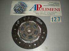 D381S DISCO FRIZIONE (CLUTH DISC) FIAT UNO TURBO DIESEL ø200 17 DENTI VALEO