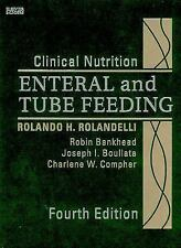 Clinical Nutrition: Enteral and Tube Feeding, Text with CD-ROM-ExLibrary