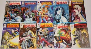 Eternal Warrior #1-50 VF/NM complete series - 1st Bloodshot - Jim Shooter - set
