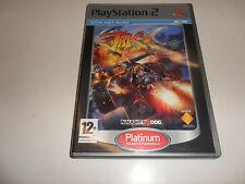 PLAYSTATION 2 PS 2 Jak X